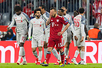 13.03.2019, Allianz Arena, Muenchen, GER, UEFA CL, FC Bayern Muenchen (GER) vs FC Liverpool (GBR) ,Achtelfinale, UEFA regulations prohibit any use of photographs as image sequences and/or quasi-video, im Bild enttaeuscht Rafinha (FCB #13) <br /> <br /> Foto &copy; nordphoto / Straubmeier