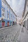 Croatia, Zagreb, Lower Town Street
