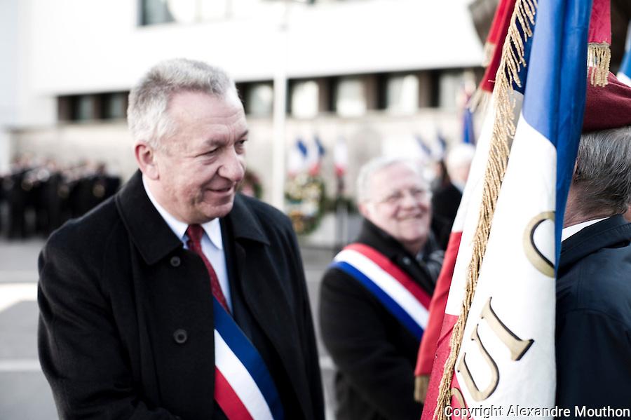 Monsieur le maire de Thonon, Jean Denais (UMP).
