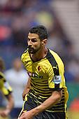 25/08/2015 Capital One Cup, Second Round Preston North End v Watford<br /> Miguel Britos