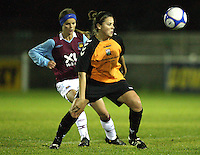 081008 Barnet Ladies v West Ham Utd Ladies