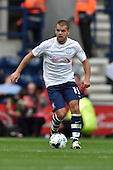 09/08/2015 Sky Bet League Championship Preston North End v Middlesbrough <br /> John Welsh, Preston North End
