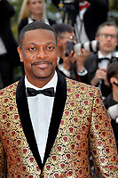 """Chris Tucker at the gala screening for """"BLACKKKLANSMAN"""" at the 71st Festival de Cannes, Cannes, France 14 May 2018<br /> Picture: Paul Smith/Featureflash/SilverHub 0208 004 5359 sales@silverhubmedia.com"""