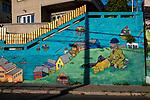 Beautiful Mural, Valparaiso