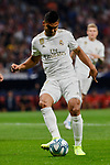 Carlos Henrique Casimiro of Real Madrid during La Liga match between Atletico de Madrid and Real Madrid at Wanda Metropolitano Stadium{ in Madrid, Spain. {iptcmonthname} 28, 2019. (ALTERPHOTOS/A. Perez Meca)