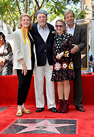 LOS ANGELES, CA. July 31, 2019: Samantha Eggar, Stacy Keach & Juliet Mills  at the Hollywood Walk of Fame Star Ceremony honoring Stacy Keach.<br /> Pictures: Paul Smith/Featureflash