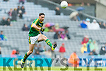 Micheál Foley Kerry in action against  Galway in the All Ireland Minor Football Final in Croke Park on Sunday.