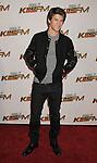 LOS ANGELES, CA - DECEMBER 03: Keegan Allen attends 102.7 KIIS FM's Jingle Ball at the Nokia Theatre L.A. Live on December 3, 2011 in Los Angeles, California.