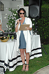 Lauri Firstenberg==<br /> LAXART 5th Annual Garden Party Presented by Tory Burch==<br /> Private Residence, Beverly Hills, CA==<br /> August 3, 2014==<br /> &copy;LAXART==<br /> Photo: DAVID CROTTY/Laxart.com==