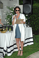 Lauri Firstenberg==<br /> LAXART 5th Annual Garden Party Presented by Tory Burch==<br /> Private Residence, Beverly Hills, CA==<br /> August 3, 2014==<br /> ©LAXART==<br /> Photo: DAVID CROTTY/Laxart.com==