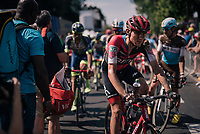 Tejay van Garderen (USA/BMC) post-finish<br /> <br /> Stage 9: Arras Citadelle &gt; Roubaix (154km)<br /> <br /> 105th Tour de France 2018<br /> &copy;kramon
