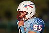 St. Joe Varsity Football 10/08/10