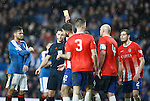 Ref Steven McLean books Aldin Zubaidi after clashing with Martyn Waghorn