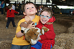 Eoghan and Oisín Jennings at the Teddy Bears Picnic at Newgrange Farm...Photo NEWSFILE/Jenny Matthews.(Photo credit should read Jenny Matthews/NEWSFILE)....This Picture has been sent you under the condtions enclosed by:.Newsfile Ltd..The Studio,.Millmount Abbey,.Drogheda,.Co Meath..Ireland..Tel: +353(0)41-9871240.Fax: +353(0)41-9871260.GSM: +353(0)86-2500958.email: pictures@newsfile.ie.www.newsfile.ie.FTP: 193.120.102.198.