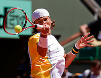 24-05-10, Tennis, France, Paris, Roland Garros, First round match,    Luczak
