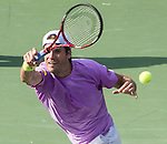 at the Sony Open being played at Tennis Center at Crandon Park in Miami, Key Biscayne, Florida on March 29, 2013