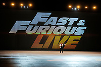 JAN 19 Fast & Furious Live at O2 Arena