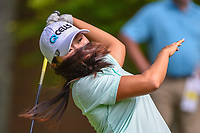 I.K. Kim (KOR) watches her tee shot on 14 during round 2 of the U.S. Women's Open Championship, Shoal Creek Country Club, at Birmingham, Alabama, USA. 6/1/2018.<br /> Picture: Golffile | Ken Murray<br /> <br /> All photo usage must carry mandatory copyright credit (&copy; Golffile | Ken Murray)