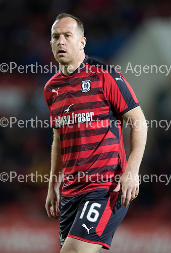 Dave Mackay Testimonial: St Johnstone v Dundee&hellip;06.10.17&hellip;  McDiarmid Park&hellip; <br />Charlie Adam<br />Picture by Graeme Hart. <br />Copyright Perthshire Picture Agency<br />Tel: 01738 623350  Mobile: 07990 594431
