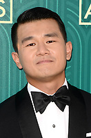 HOLLYWOOD, CA - AUGUST 7: Ronny Chieng at the premiere of Crazy Rich Asians at the TCL Chinese Theater in Hollywood, California on August 7, 2018. <br /> CAP/MPI/DE<br /> &copy;DE//MPI/Capital Pictures
