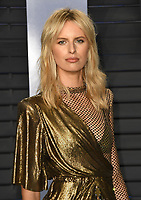 04 March 2018 - Los Angeles, California - Karolina Kurkova. 2018 Vanity Fair Oscar Party hosted following the 90th Academy Awards held at the Wallis Annenberg Center for the Performing Arts. <br /> CAP/ADM/BT<br /> &copy;BT/ADM/Capital Pictures