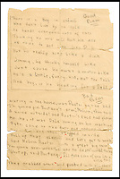 BNPS.co.uk (01202 558833)<br /> Pic: Bonhams/BNPS<br /> <br /> Two witty poems a 15 year-old Bob Dylan penned while at school which reveal he was a master with words from a young age have emerged for auction.<br /> <br /> In one of the poems Bob Dylan tears down a smart-mouthed bully at his school, while the other poem comically describes an arm-wrestling match between his two friends.<br /> <br /> The autographed 5.5in by 8.5in manuscript which dates from 1956 is one of the earliest surviving Dylan manuscripts and is tipped to sell for &pound;12,000.