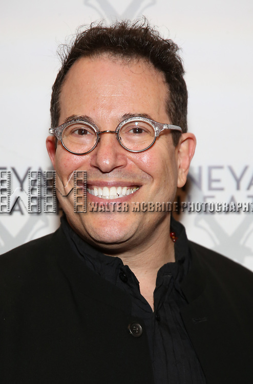 Michael Mayer attends the Vineyard Theatre Gala 2018 honoring Michael Mayer at the Edison Ballroom on May 14, 2018 in New York City.