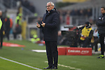 Claudio Ranieri Head coach of Sampdoria reacts during the Serie A match at Giuseppe Meazza, Milan. Picture date: 6th January 2020. Picture credit should read: Jonathan Moscrop/Sportimage