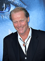 Iain Glen at the season seven premiere for &quot;Game of Thrones&quot; at the Walt Disney Concert Hall, Los Angeles, USA 12 July  2017<br /> Picture: Paul Smith/Featureflash/SilverHub 0208 004 5359 sales@silverhubmedia.com