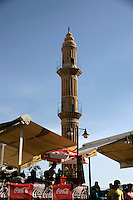Minaret in Mardin, southeastern Turkey