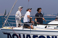 AQUASONIC  .C.N. Altea  .Manuel de Tomas  .Dehler 36 SQ .II Campeonato del Mundo de Vela IMS670 - Agosto 2006 - Real Club Náutico de El Puerto de Santa María