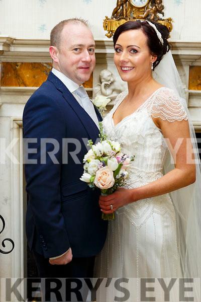 Dunbar/Murphy wedding in Ballyseedy Castle Hotel, Friday March 2nd.