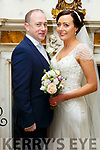 Dunbar/Murphy wedding in Ballyseedy Castle Hotel, Friday March 2nd.