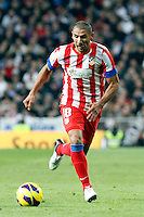 Daniel Cata Diaz during La Liga Match. December 01, 2012. (ALTERPHOTOS/Caro Marin)