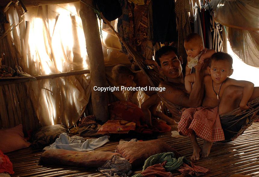 The Fortune Factory near Pnom Penh, Cambodia.<br /> <br /> Photo by Richard Jones / Sinopix