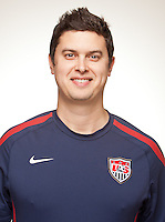 USMNT U-23 Headshots, December 23, 2011