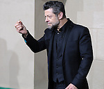 Andy Serkis arriving at the Los Angeles premiere of The Hobbit The Battle Of The Five Armies, held at the Dolby Theater on December 9, 2014.