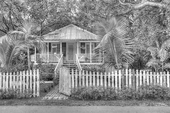 Florida Keys Conch House