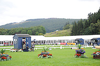Blair Atholl, Scotland, UK. 11th September, 2015. Longines  FEI European Eventing Championships 2015, Blair Castle..  © Julie Priestley