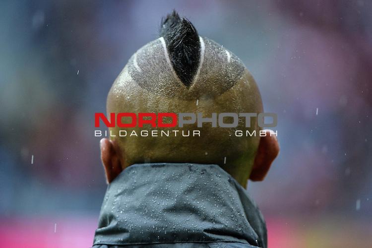 16.09.2016, Allianz-Arena, Muenchen, GER, 1.FBL, FC Bayern Muenchen vs FC Ingolstadt 04, im Bild<br /> <br /> Arturo Vidal(FC Bayern Muenchen #23) <br /> <br /> Foto &copy; nordphoto / Schreyer