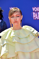 """LOS ANGELES, CA. March 10, 2019: Grace VanderWaal at the premiere of """"Wonder Park"""" at the Regency Village Theatre.<br /> Picture: Paul Smith/Featureflash"""