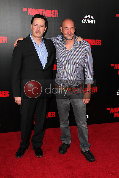 Karl Gajdusek, Michael Finch<br />