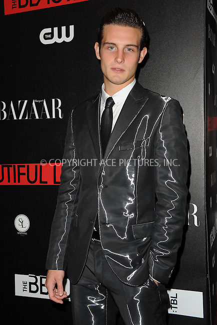 WWW.ACEPIXS.COM . . . . . ....September 12 2009, New York City....Nico Tortorella at the CW Network party for the new series 'The Beautiful Life: TBL' at the Simyone Lounge on September 12, 2009 in New York City.....Please byline: KRISTIN CALLAHAN - ACEPIXS.COM.. . . . . . ..Ace Pictures, Inc:  ..tel: (212) 243 8787 or (646) 769 0430..e-mail: info@acepixs.com..web: http://www.acepixs.com