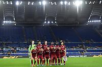 Cluji team line up<br /> Roma 28-11-2019 Stadio Olimpico <br /> Football Europa League 2019/2020 <br /> SS Lazio - CFR Cluji <br /> Photo Andrea Staccioli / Insidefoto