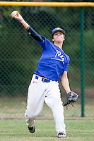 23 September 2009: Pole Baseball Rouen, Oscar Combes de Leon