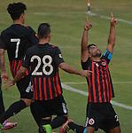 Con empate a un gol finalizó el encuentro de la quinta fecha del Apertura 2015 entre Cúcuta Deportivo y Chicó FC, el cual de jugó en el estadio General Santander de la ciudad fronteriza.