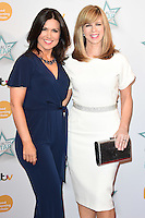 Susanna Reid and Kate Garaway<br /> arrives for the Good Morning Britain Health Star Awards 2016 at the Park Lane Hilton, London<br /> <br /> <br /> &copy;Ash Knotek  D3107 14/04/2016