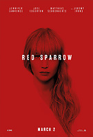 Red Sparrow (2018)<br /> POSTER ART<br /> *Filmstill - Editorial Use Only*<br /> CAP/KFS<br /> Image supplied by Capital Pictures