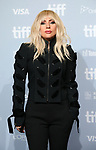 Lady Gaga attends the Gaga: 'Five Foot Two' photo call during the 2017 Toronto International Film Festival at Tiff Bell Lightbox on September 8 , 2017 in Toronto, Canada.