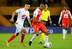 Independiente Santa Fe venció 1-0 a América. Primera fecha Torneo Fox Sports 2019.